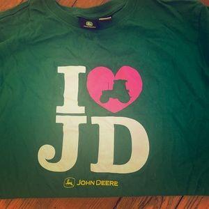 I love John Deer T shirt